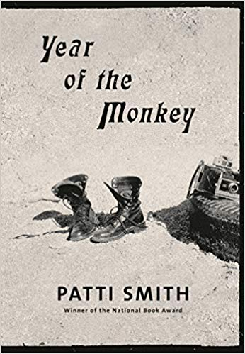 'The Year of the Monkey' by Patti Smith.