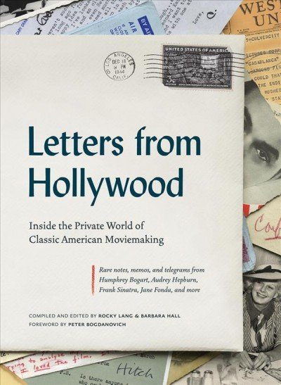 'Letters from Hollywood' by Rocky Lang, Barbara Hall and Peter Bogdanovich.