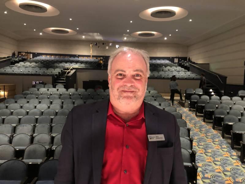 Presidio Trust Program Producer Brad Rosenstein