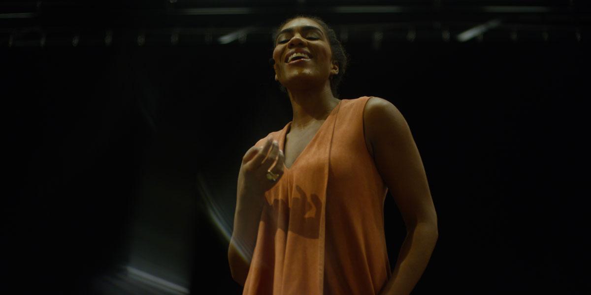 Nicole Miller, 'To the Stars' (still of opera singer J'Nai Bridges), 2019.