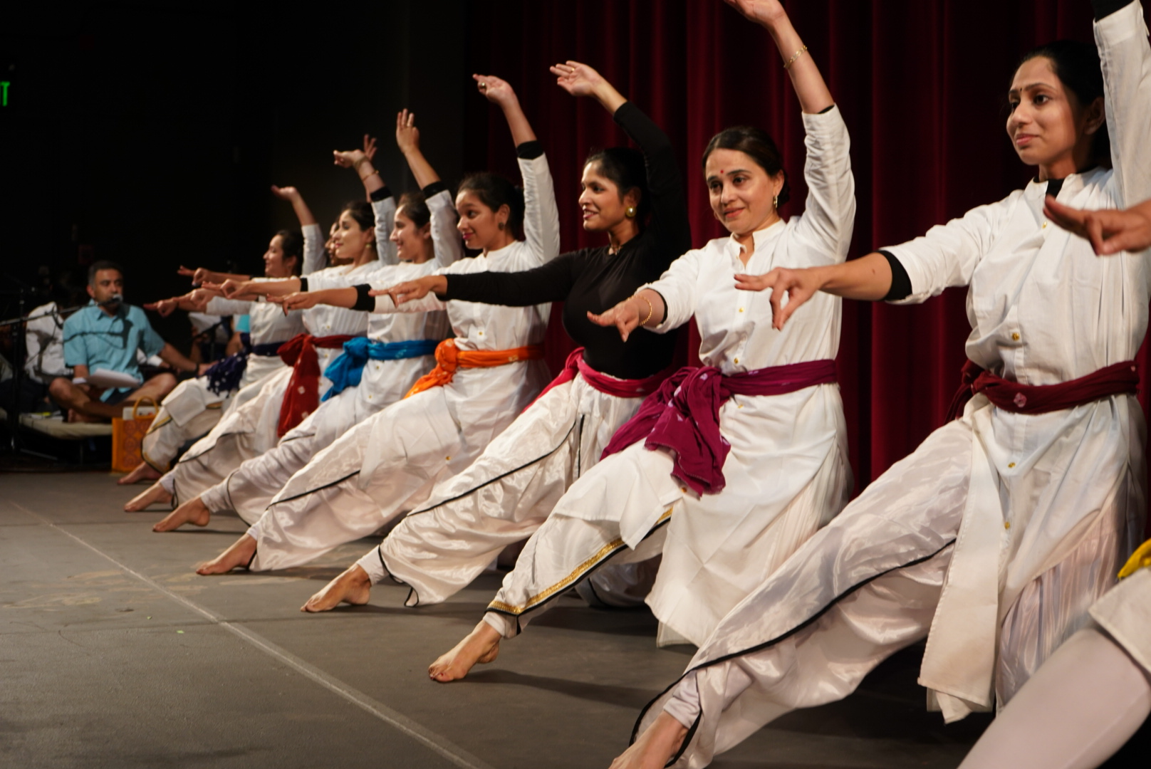 "Original music and dance feature prominently in ""Gandhi: The Musical"" put on by Silicon Valley-based Naatak."