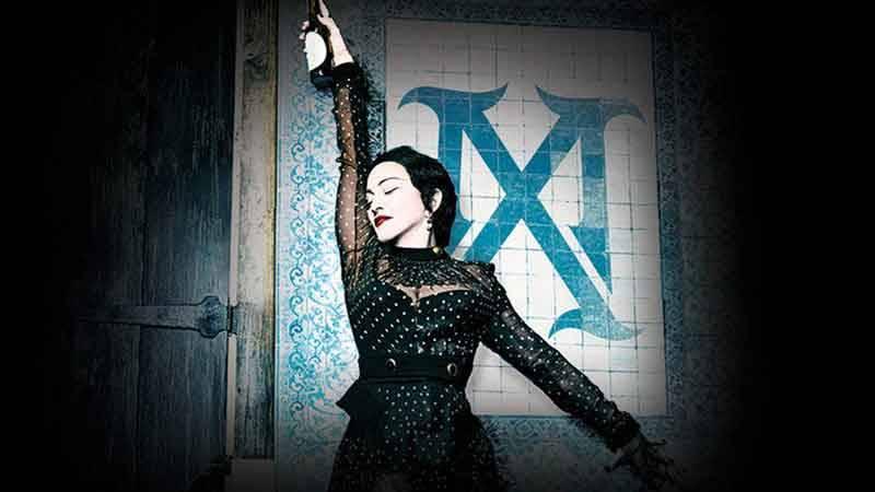 Ticket Alert: Madonna at the Golden Gate Theatre in San Francisco