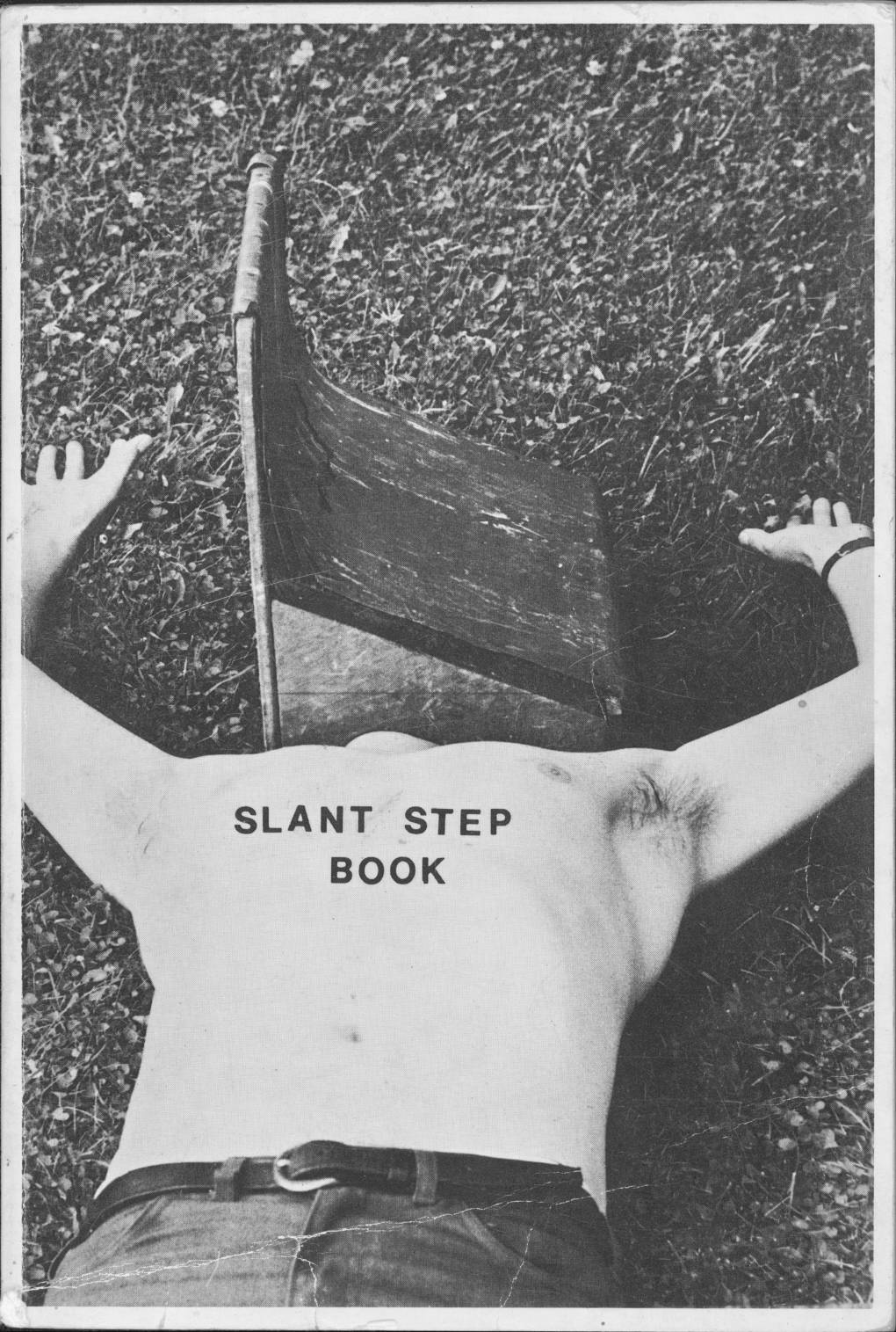 Phil Weidman, with contributions by William Allan, Richard C., Jack Edwards, Jack Fulton, Ray Johnson, Steve Jongeward, Stephen Kaltenbach, Robert Leach, Bruce Nauman, Jack Ogden, Frank Owen, Ron Peetz, Lawrence Dean Phillips, Peter Saul, Dorothy Wiley, William T. Wiley, William Witherup, 'Slant Step Book,' 1969.