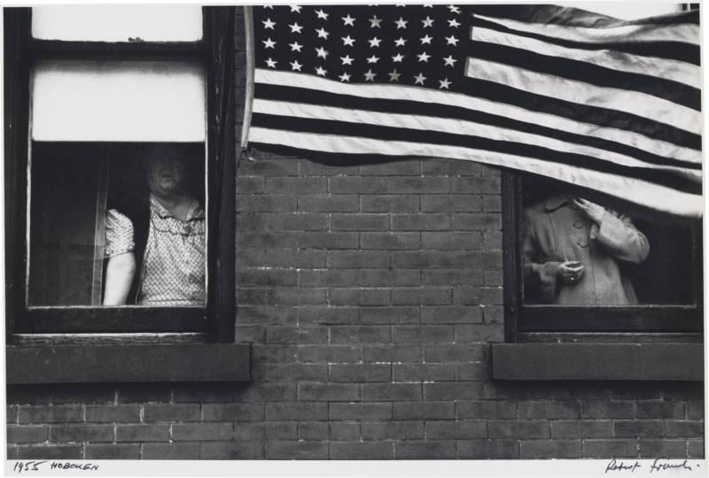 Parade – Hoboken, New Jersey, 1955.