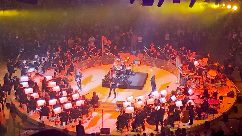 Metallica and SF Symphony Open Chase Center with a Bang