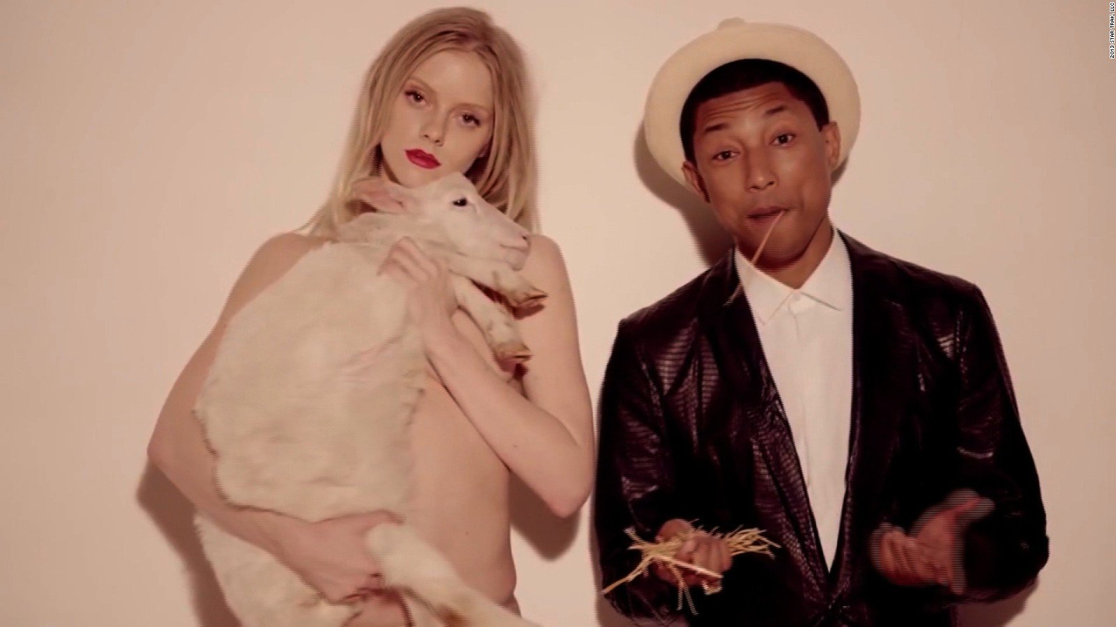 Pharrell Now Freely Admits That 'Blurred Lines' Was Chauvinistic