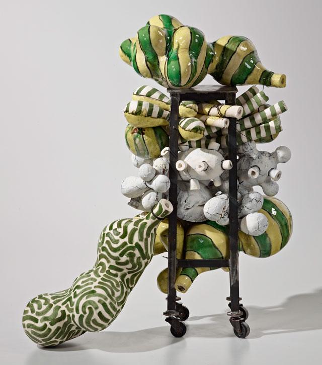 Annabeth Rosen, 'Talley,' 2011.