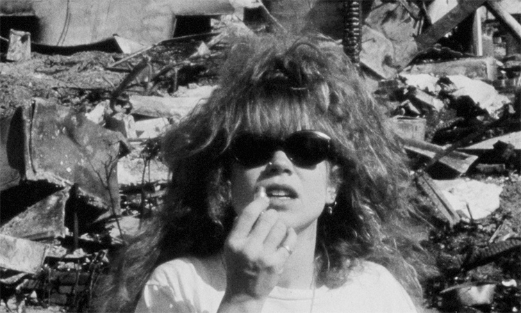 Sarah Jacobson, Still from 'I Was a Teenage Serial Killer,' 1993.