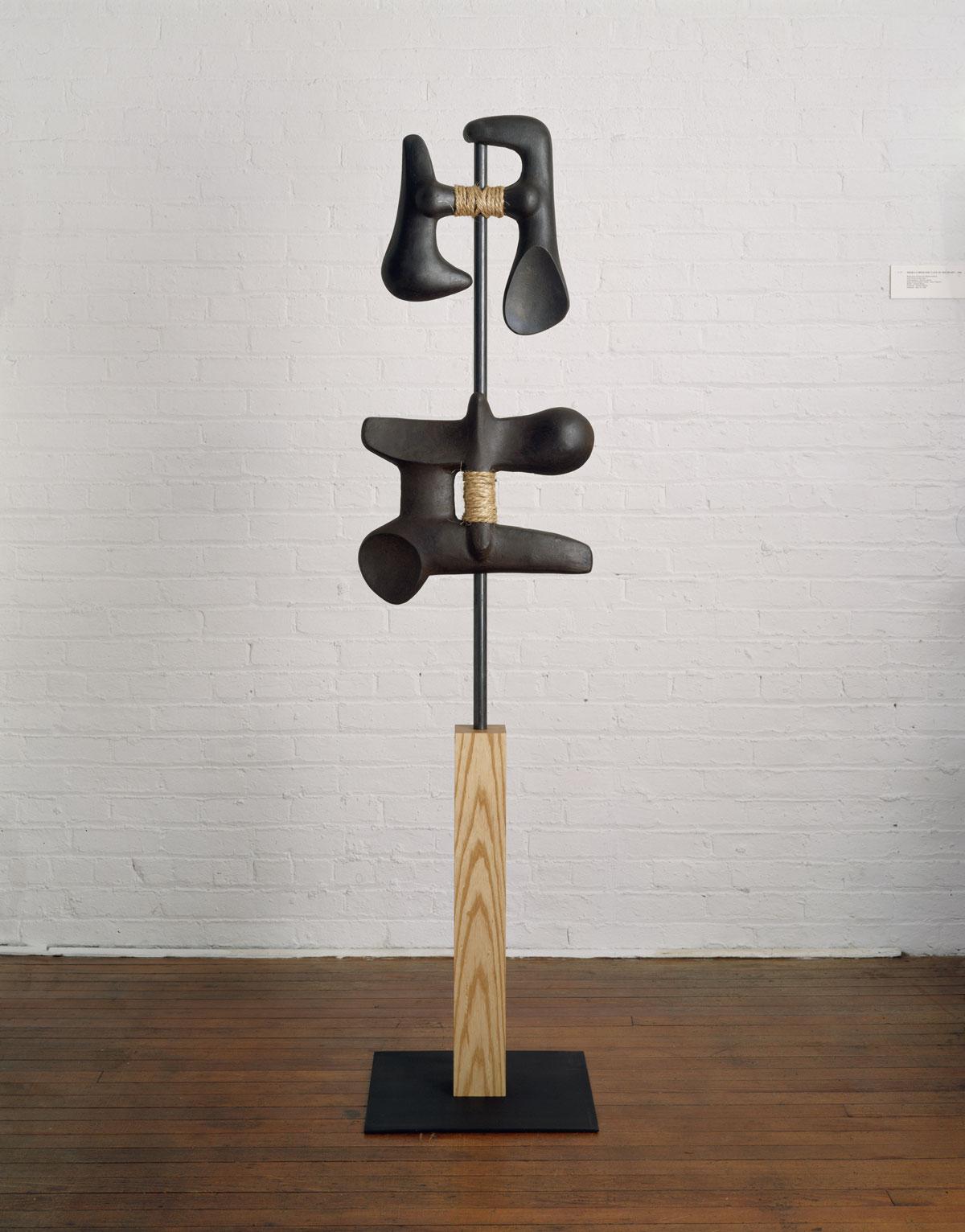 Isamu Noguchi, 'Calligraphics,' 1957.