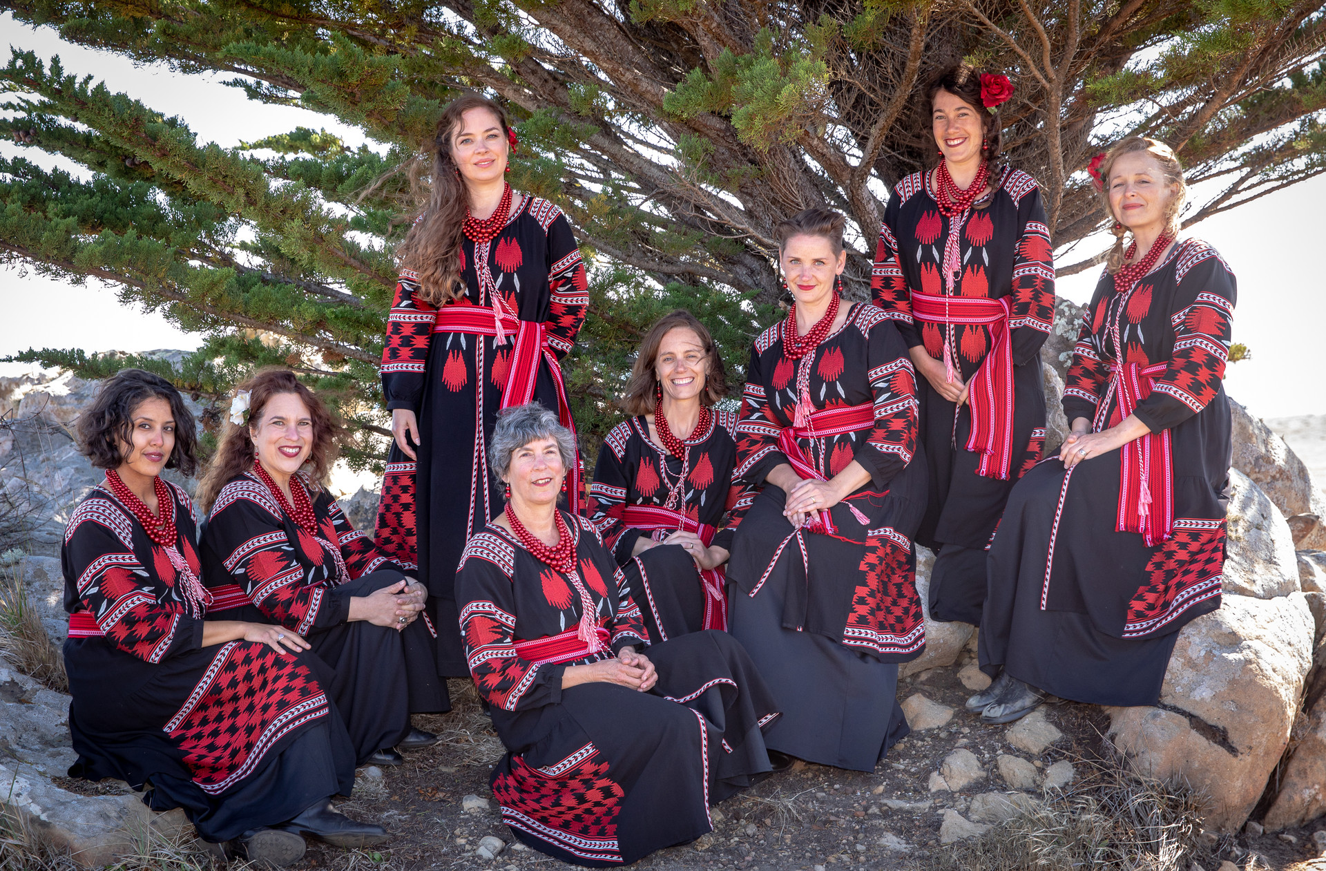 Bay Area institution Kitka is celebrating its 40th year performing traditional folk music from Europe and Eurasia, as well as introducing folk musicians from those regions to American audiences.