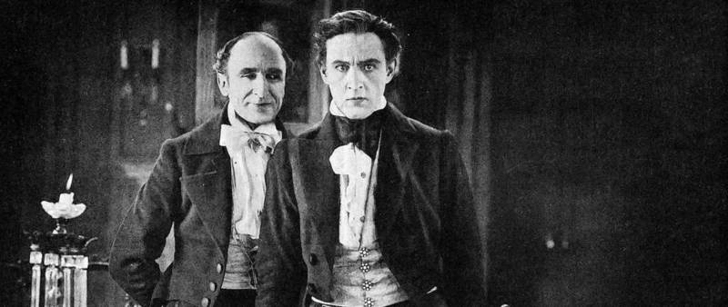 'Dr. Jekyll & Mr. Hyde' screens at Grace Cathedral with a live organ score.