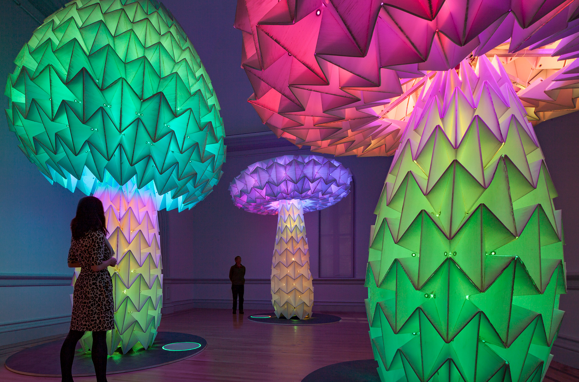Burning Man Exhibit at Oakland Museum Asks Few Questions of Festival's Purpose