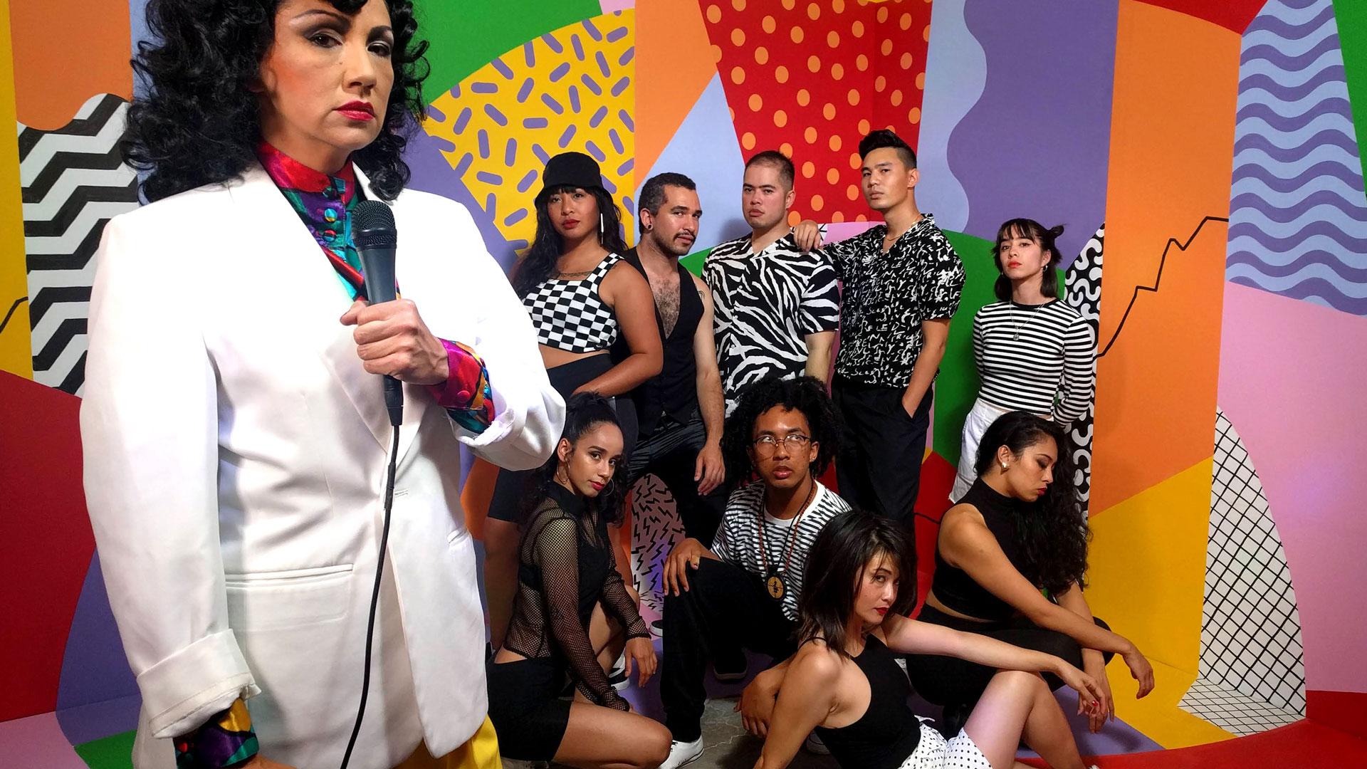 Shake Like It's 1989: 'Klub Rupturre!!' Turns Loma Prieta Quake Into TV Dance Party