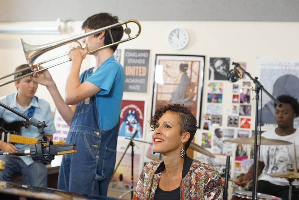 Room 302: Home of Oakland's Own 'Tiny Desk'