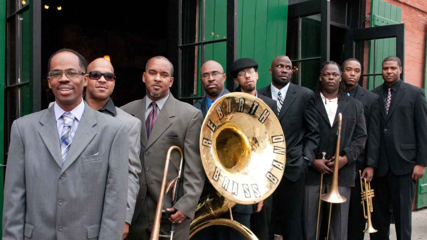 The Do List: Rebirth Brass Band, Holiday Train Ride and More for Nov. 14–21