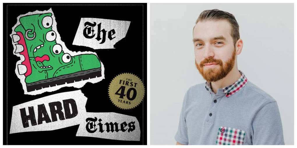 With New Book, 'The Hard Times' Expands Its Punk Satire Empire