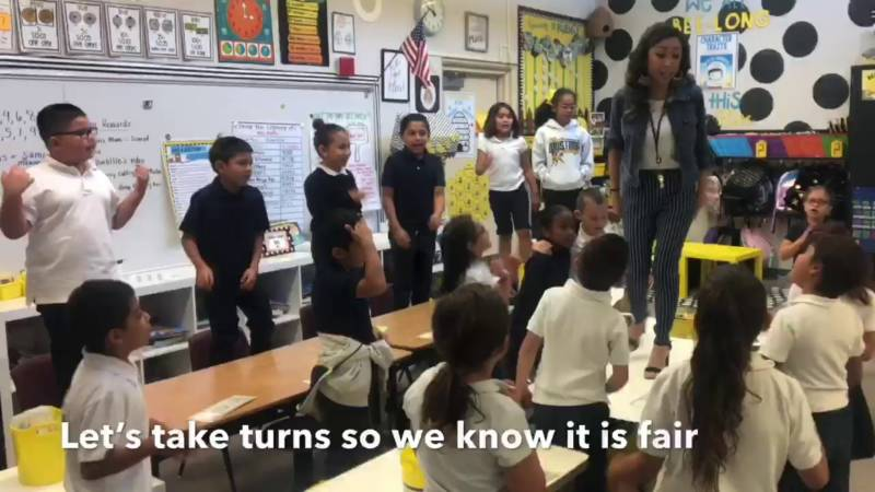 Bay Area Teacher Uses Lizzo to Teach Second Graders How to Be Great