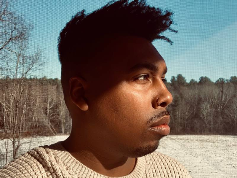 'We're All Struggling': Writer Saeed Jones Reflects On Identity And Acceptance