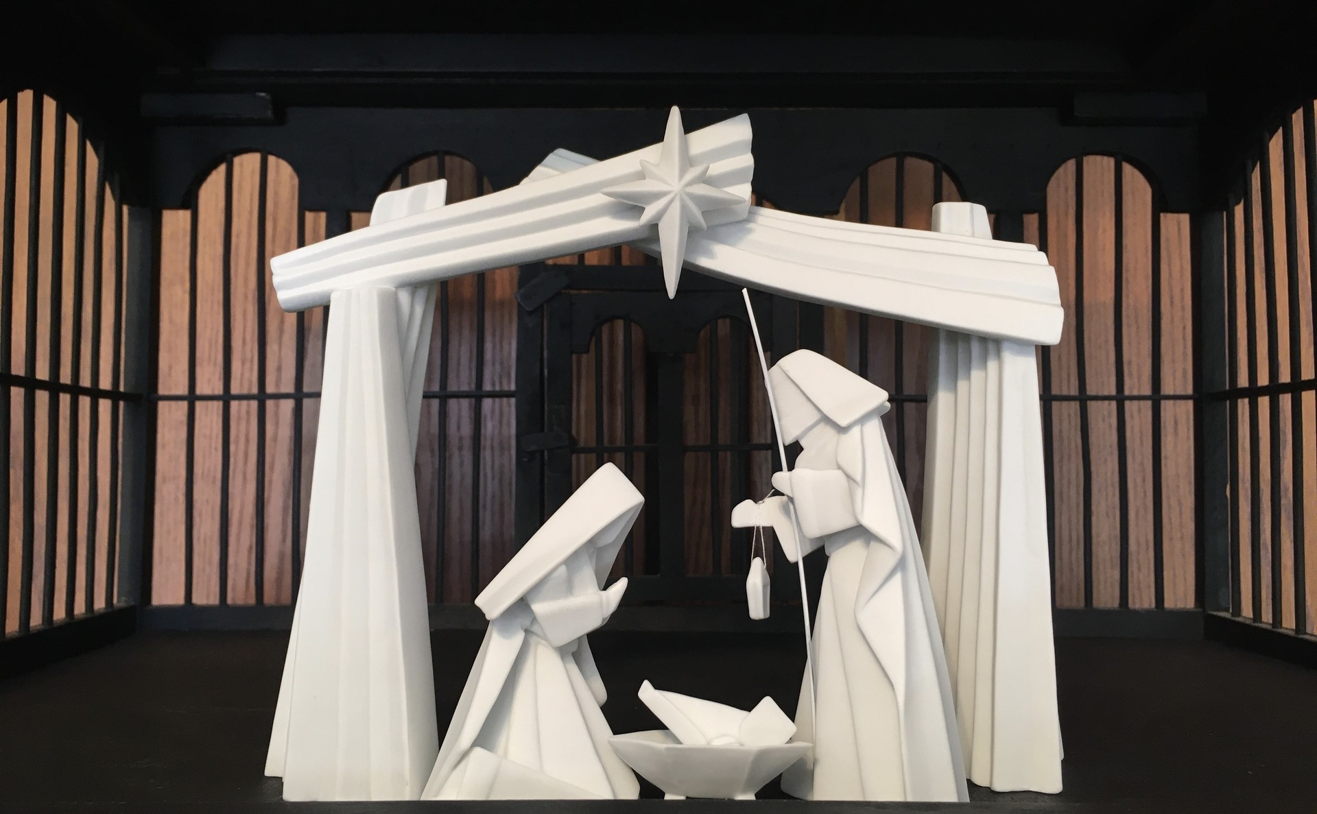 Make Like a Wise Man and Head to this Nativity Exhibit in Palo Alto