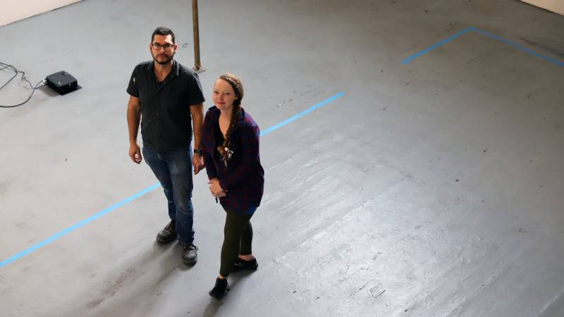Aggregate Space Gallery, Displaced Last Year, to Reopen Blocks Away in West Oakland
