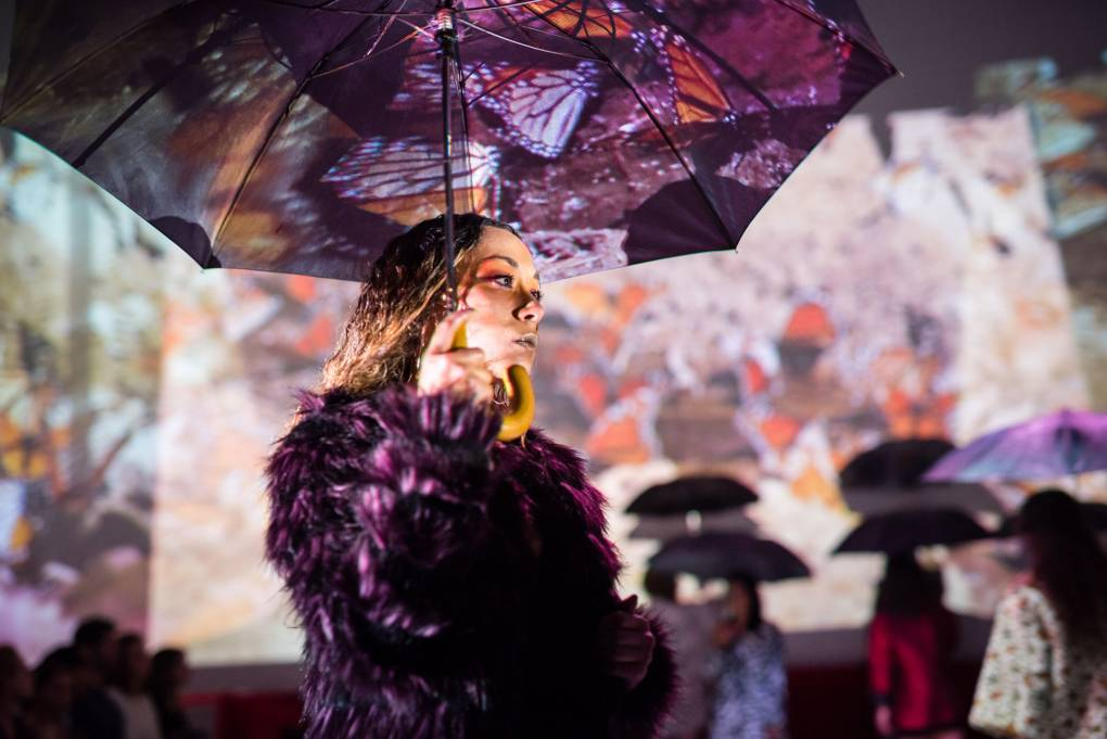 'Butterfly Effect,' a Multimedia Dance Work, Addresses Climate Crisis
