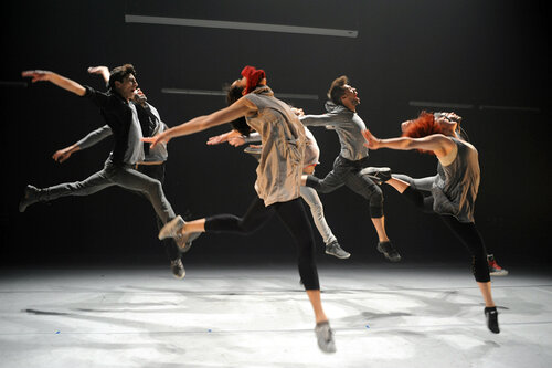 Lux Boreal, a six-dancer ensemble from Tijuana, Mexico, headlined the second weekend of performances at the 11th annual Fresh Festival.