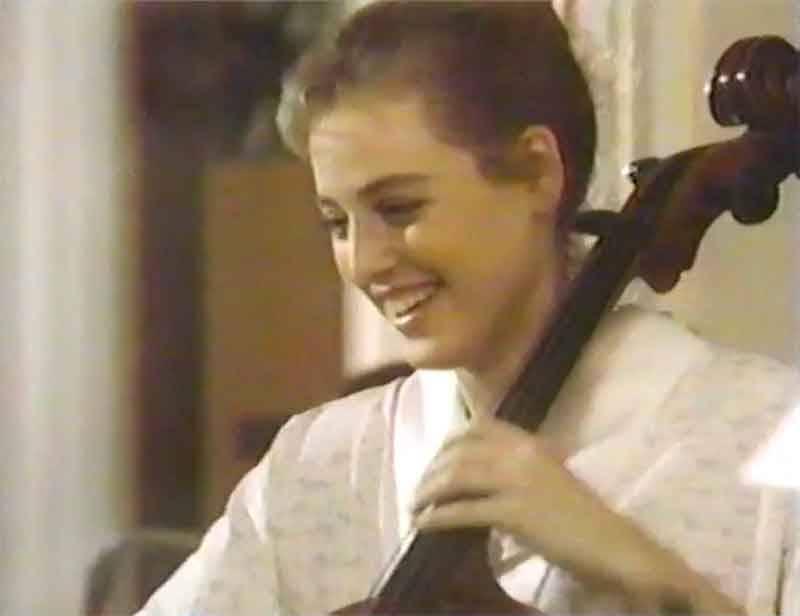 Virginia Madsen in 1984's 'Electric Dreams.'