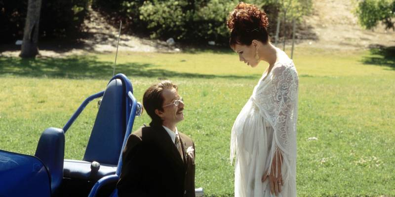 Gary Oldman and Kate Beckinsale in 'Tiptoes.'