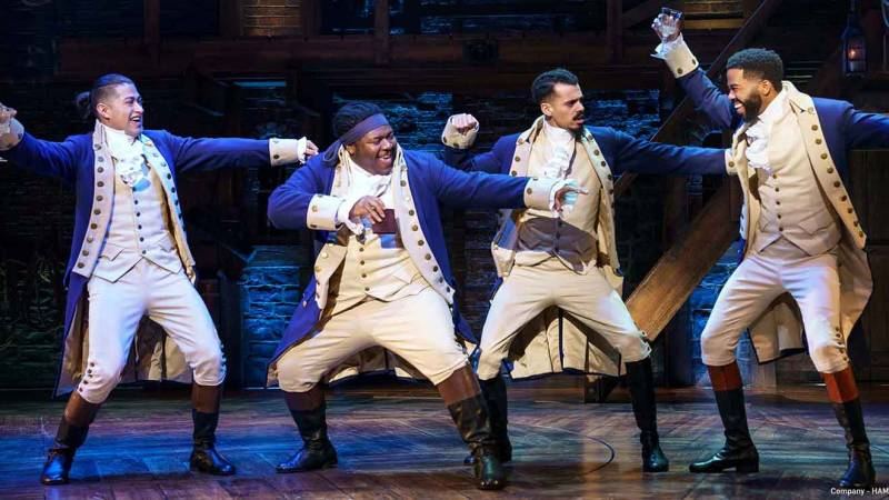'Hamilton' will return after being canceled due to coronavirus concerns last March in San Francisco.