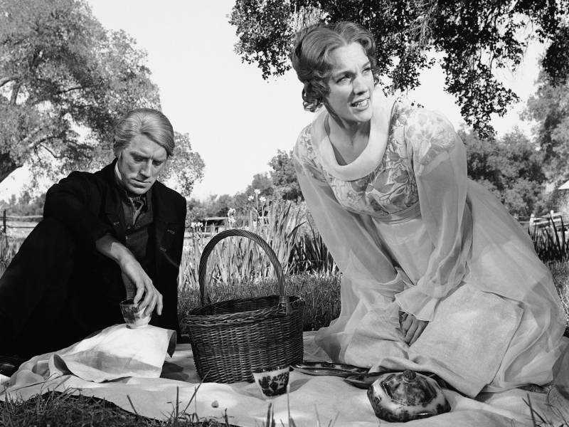 'Hawaii' (1966) starred von Sydow and Julie Andrews as 19th-century American missionaries who travel to the islands to convert their inhabitants.