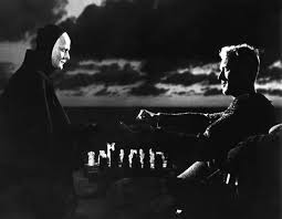Max von Sydow played a medieval knight who takes on Death in a game of chess in 1957's The Seventh Seal.'