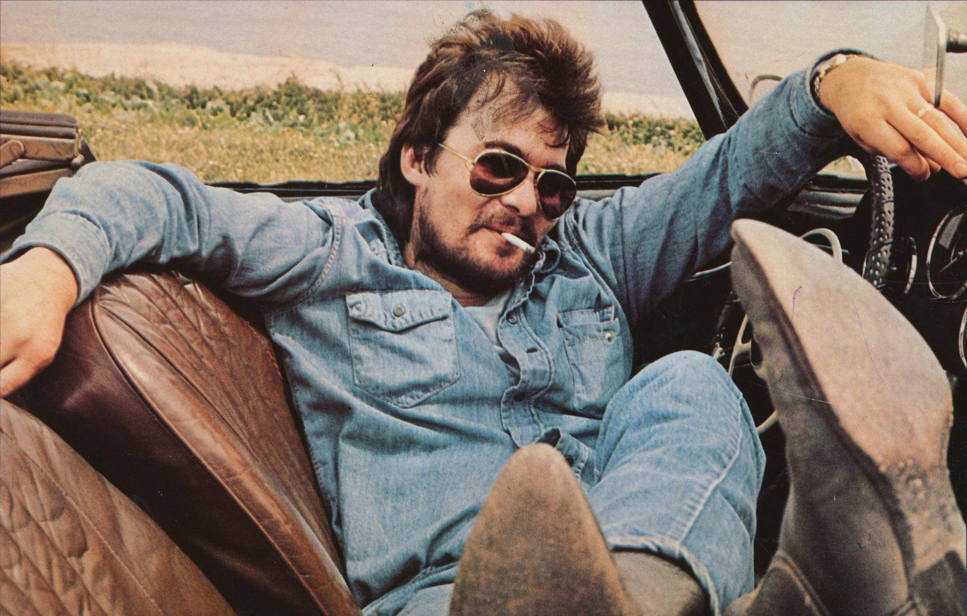 John Prine in the 1970s. Atlantic Records