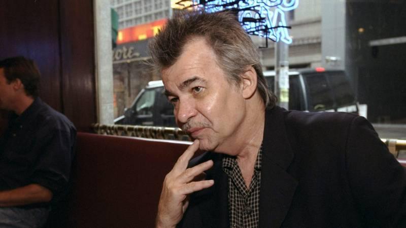 John Prine at the Edison Hotel in Times Square, 1999.