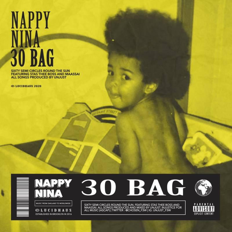 Nappy Nina's 30 Bag album cover