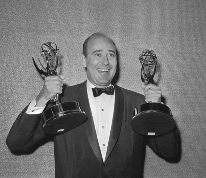 Reiner won an Emmy award for Outstanding Writing Achievement in Comedy for The Dick Van Dyke in 1963.
