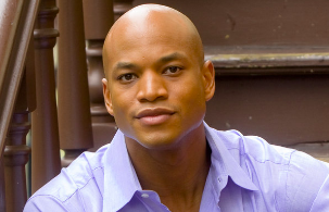 Wes Moore was born in Baltimore. He's now the president of the Robin Hood Foundation, a poverty-fighting organization funding schools, food pantries and shelters in New York City.