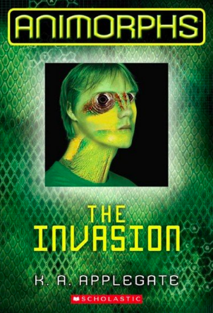 'The Invasion' by Katherine Applegate.