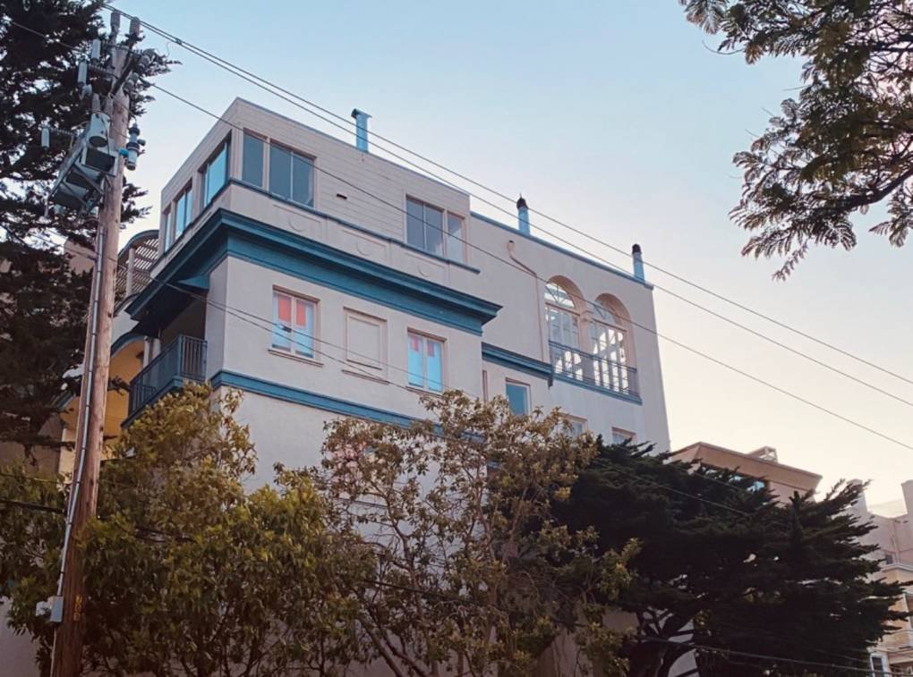 The Haunted House On Lombard Street That Left A Trail Of Tragedy Kqed