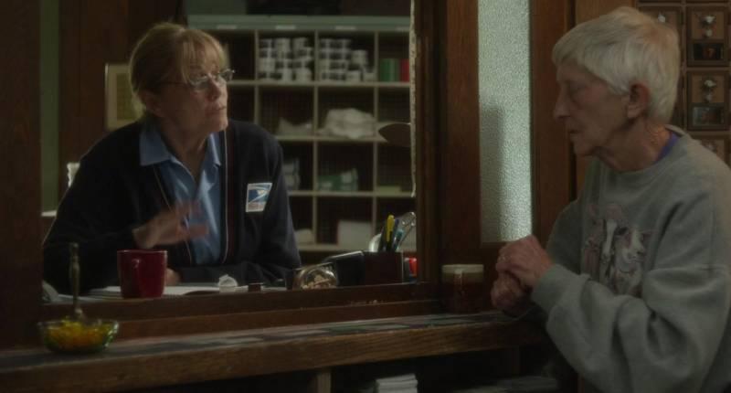 Karen Allen stars in 'Colewell' as Nora.