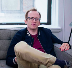 Chris Gethard provides some of the smartest and funniest reflections in 'Class Action Park.'