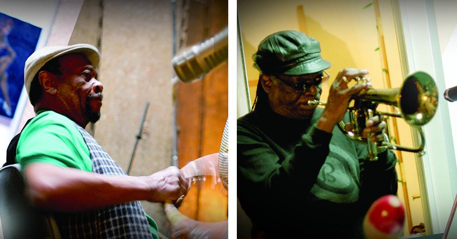 Two Greats' Posthumous Album Bridges Generations of Bay Area Jazz | KQED