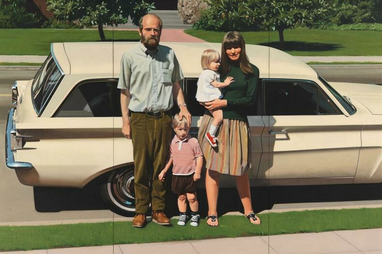 Robert Bechtle, Photorealist Painter of the Everyday Middle Class, Dies at 88 | KQED
