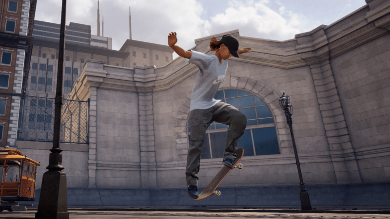 Japanese Olympian Aori Nishimura is one of the new playable characters in 'Pro Skater 1+2.'