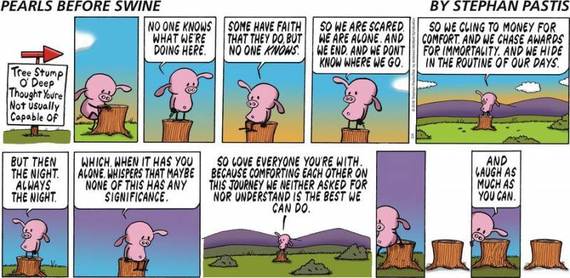 'Pearls Before Swine,' May 23, 2020.