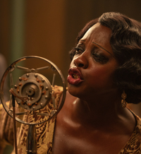Viola Davis as Ma Rainey in the film adaptation of 'Ma Rainey's Black Bottom.'