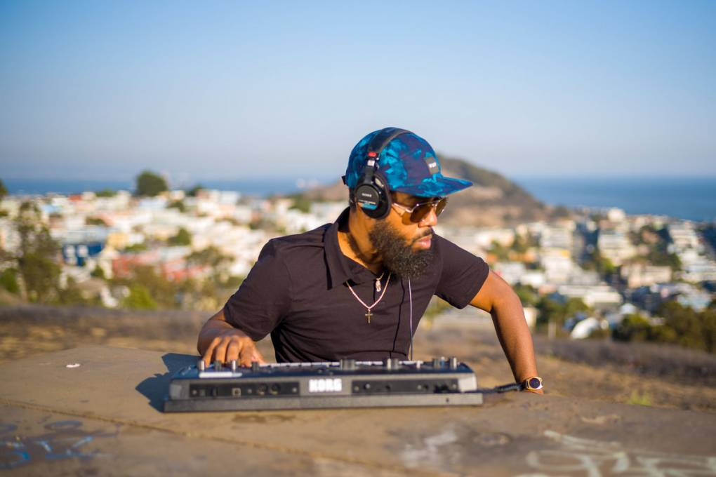 Remembering K-Maxx, A Musician and DJ Who Helped Revive Funk in the Bay Area   KQED