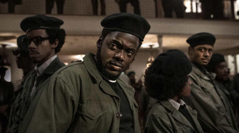 Daniel Kaluuya and Lakeith Stanfield starring in 'Judas and the Black Messiah,' directed by Shaka King.