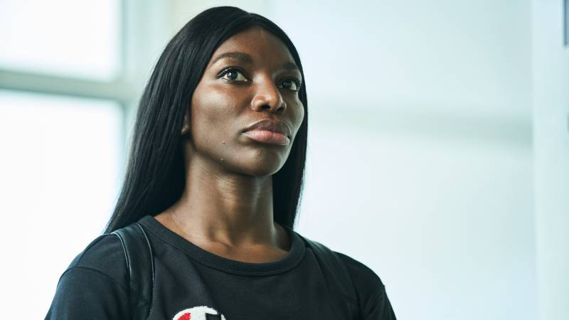Michaela Coel, starring in 'I May Destroy You.' The show was a critical favorite last year—but didn't garner any Golden Globe nominations.