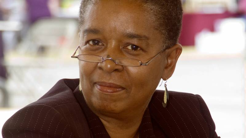 Beverly Jenkins.