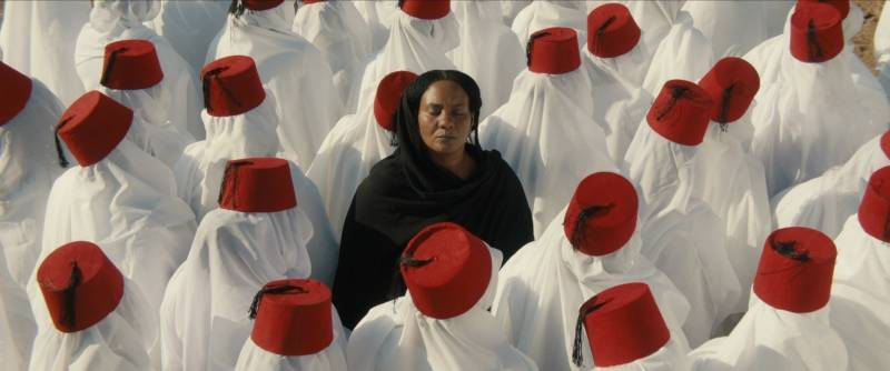 Islam Mubarak as Sakina in 'You Will Die at Twenty,' the first Sudanese film submitted for an Academy Award.